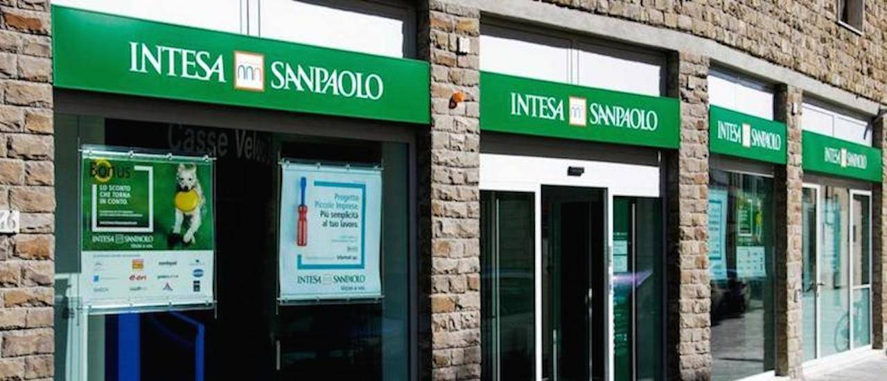 """#1: Intesa Sanpaolo – meine """"Bella"""" unter den europäischen Bankaktien"""