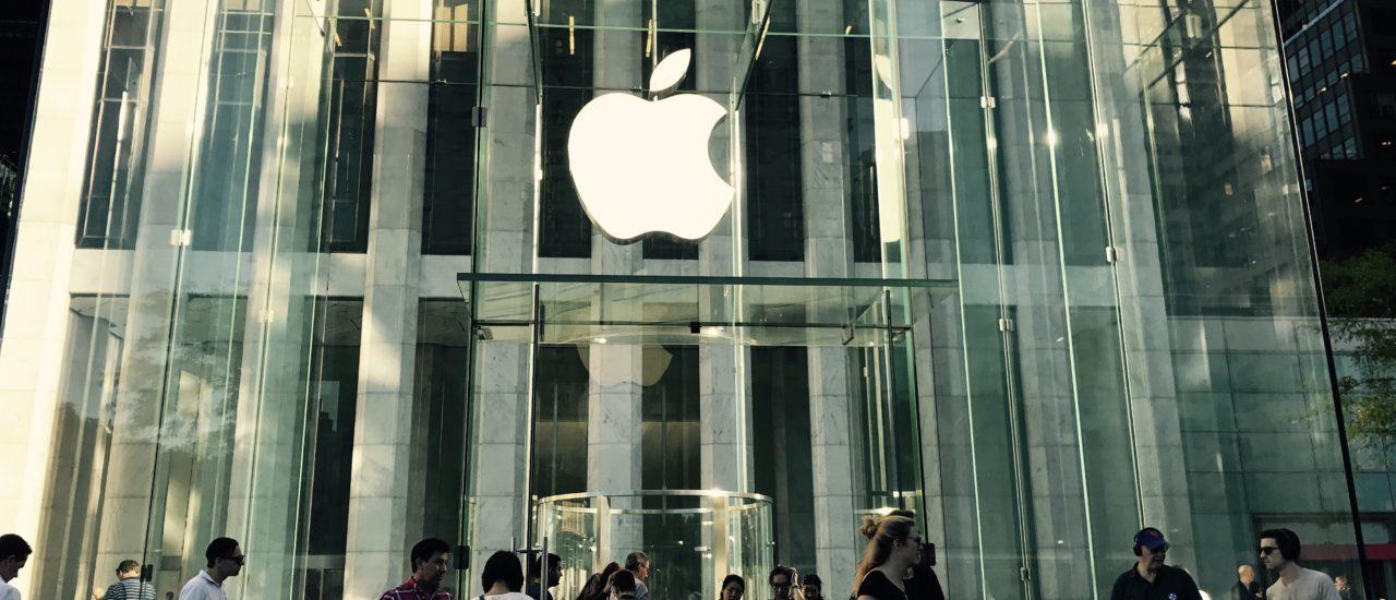 #6: Apple – warum die wertvollste Aktie der Welt für'n Appel und Ei zu haben ist